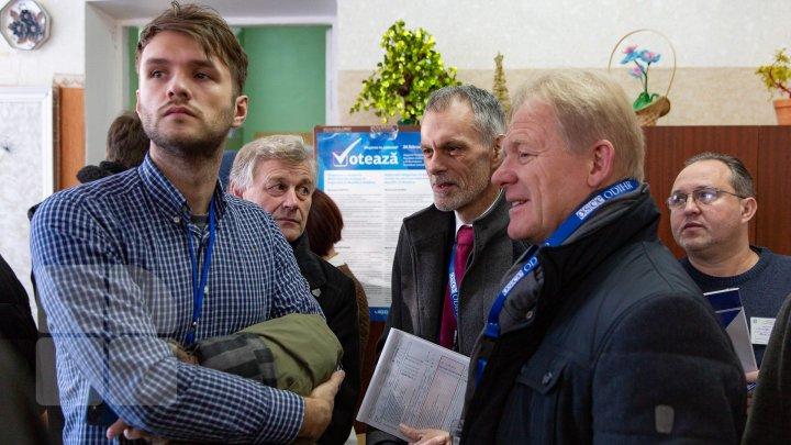 OSCE: Suntem aici pentru a monitoriza alegerile, a observa abaterile și a le raporta