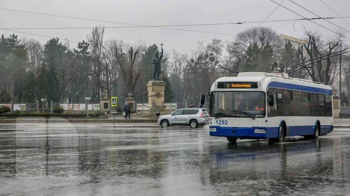 UN NOU EPISOD DE IARNĂ! COD GALBEN de precipitații sub formă de ploaie și lapoviță