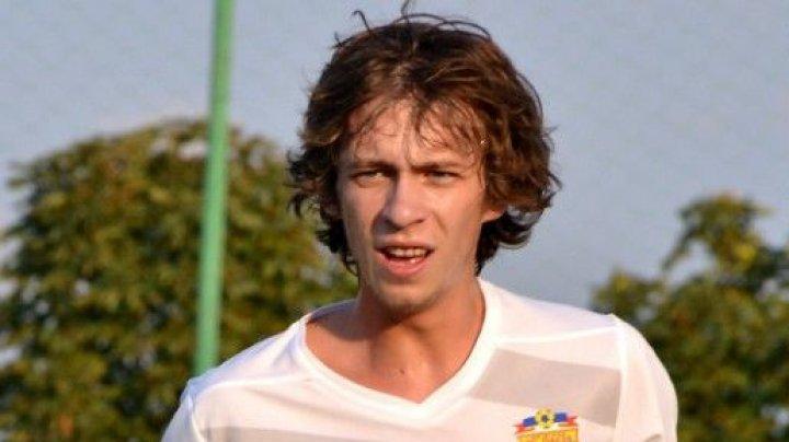Eugen Cociuc, într-o formă bună înainte de meciul cu Franţa. A marca al 4-a gol în actuala ediţie a campionatului