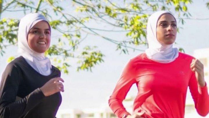 Decathlon va scoate la vânzare un hijab conceput special pentru alergare