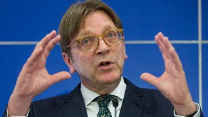 """Eurodeputat german: Relaţiile mai strânse după Brexit ar putea depăşi impasul referitor la """"backstop"""""""