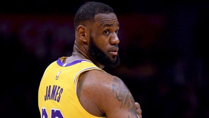 LeBron James a suferit cea mai dură înfrângere a carierei