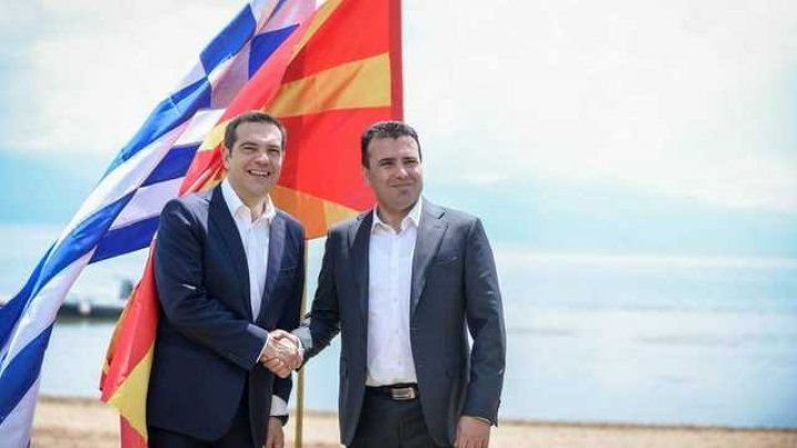 """Macedonia și-a schimbat denumirea în """"Republica Macedonia de Nord"""" pentru a putea adera la NATO. Care este următorul pas"""