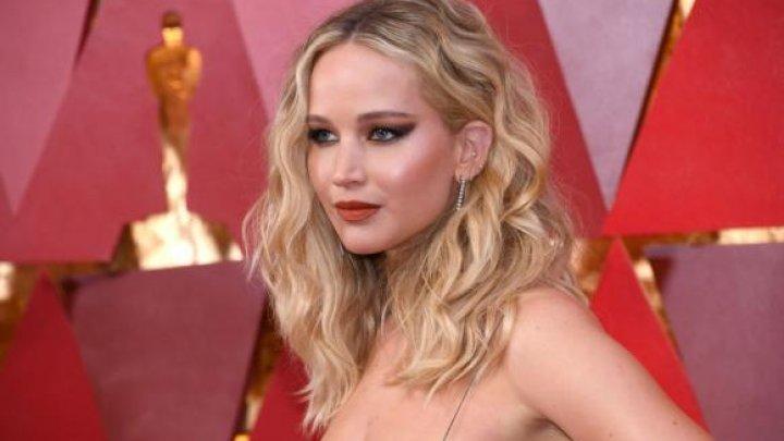 Actriţa Jennifer Lawrence s-a logodit. Cine este norocosul