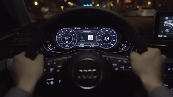 Audi va include pe noile vehicule un senzor care te ajută să prinzi mereu verde la semafor