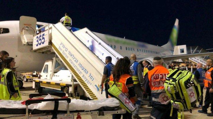 Avion de pasageri, grav afectat de turbulenţe: Cinci pasageri au fost răniţi
