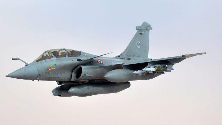 Franţa a simulat un atac nuclear, în cursul unui test aerian, în contextul tensiunilor dintre SUA şi Rusia
