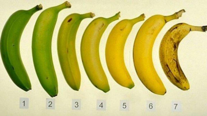 Bine de știut! Cum să ALEGI bananele