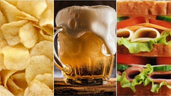 Şase alimente care au fost inventate din greşeală