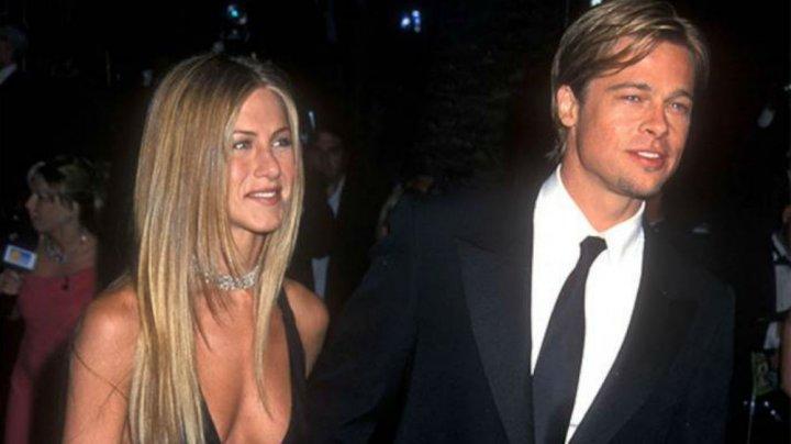Jennifer Aniston DIN NOU altături de Brad Pitt. S-au reunit pentru aniversarea actriţei