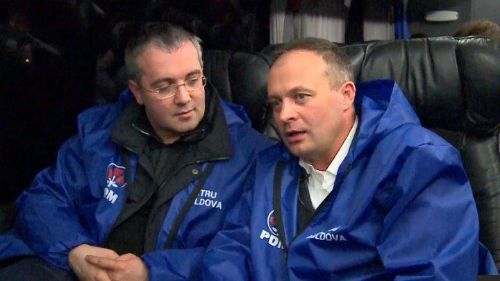 DETALII INEDITE din viaţa democraţilor Andrian Candu şi Sergiu Sîrbu (VIDEO)