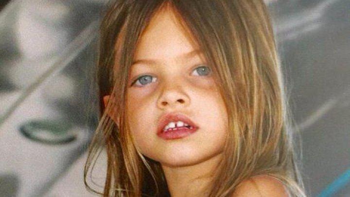 Cea mai frumoasă fetiţă din lume împlineşte MAJORATUL. Cum arată