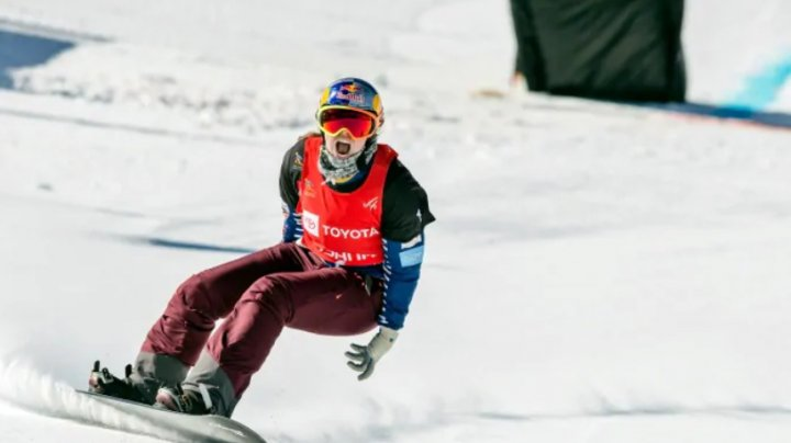 Eva Samkova şi Mick Dierdorff au devenit campioni mondiali la snowboard cross