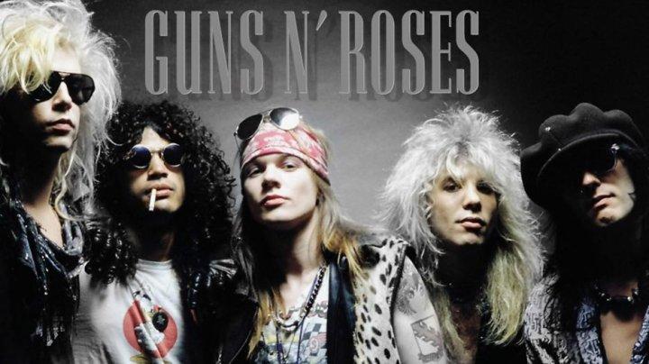 Nou album Guns n' Roses. Ce a spus Slash despre asta