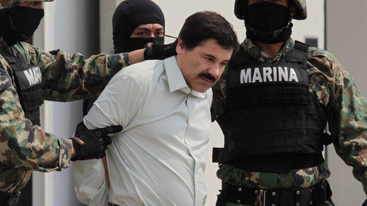 """Capul cartelului mexican de droguri Joaquin """"El Chapo"""" Guzmán, găsit vinovat de toate capetele de acuzare formulate împotriva sa"""