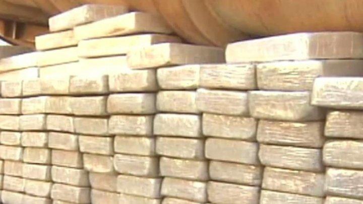 Captură record de cocaină în Germania: 4,5 tone, cu o valoare estimată la aproape 1 miliard de euro