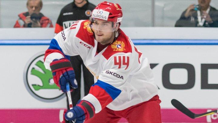 Egor Iakovlev, protagonistul unei faze ciudate în partida cu New York Rangers din NHL