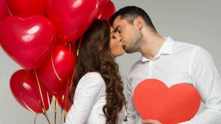 Urări romantice pe care le poţi trimite celui drag de VALENTINE'S DAY