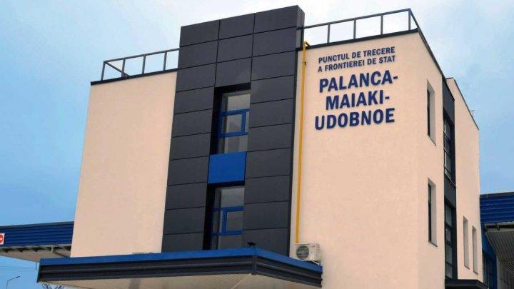 VESTE BUNĂ! Noul punct comun de trecere Palanca va putea fi traversat de către toate categoriile de unități de transport