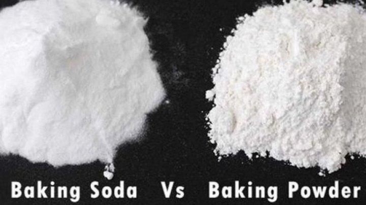 Puţine gospodine ştiu asta! Diferenţa dintre bicarbonat de sodiu şi praf de copt