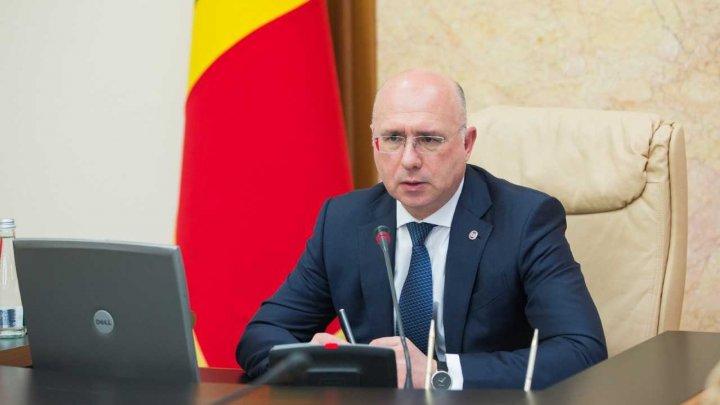 Premierul Pavel Filip, despre alegerile parlamentare: M-am bucurat să văd rapoartele prealabile ale OSCE, potrivit cărora, alegerile au fost libere și corecte