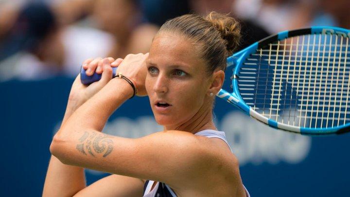 Karolina Pliskova a declarat forfait pentru turneul WTA de la Doha