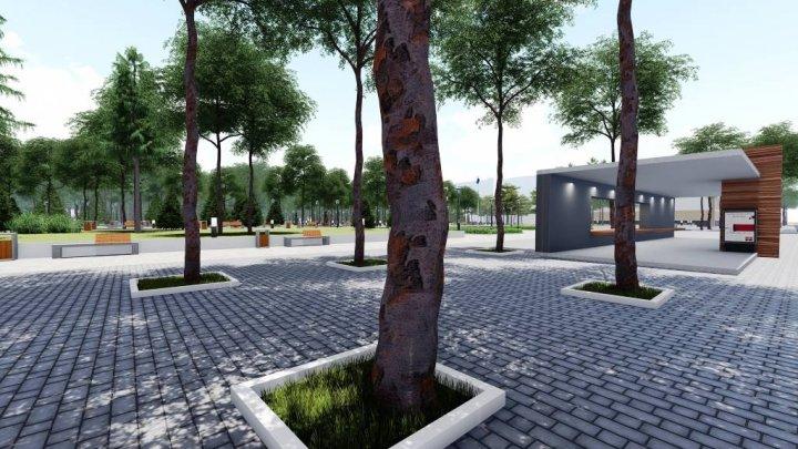 VA PRINDE VIAŢĂ! Grădina Publică Ştefan cel Mare şi Sfânt din Capitală va fi modernizată. Cum ar putea arăta (FOTO)