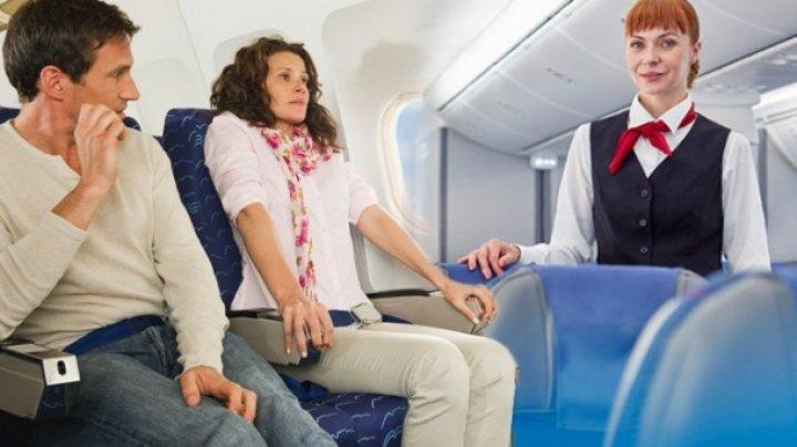 DETALII NEŞTIUTE: Ce află însoțitorii de zbor în fiecare moment când se uită la tine