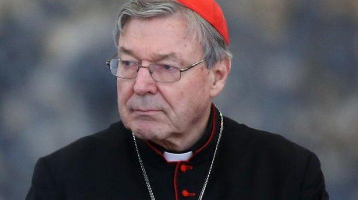 Cardinalul australian George Pell, numărul trei în ierarhia Vaticanului, condamnat pentru pedofilie