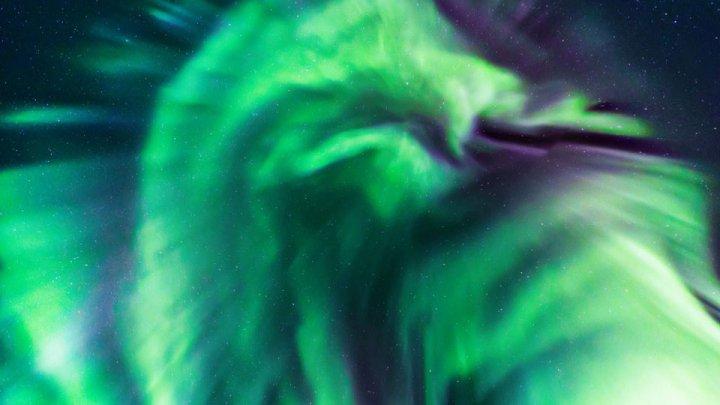 Dragonul ce scuipă foc, observat pe cerul din Islanda (IMAGINE IMPRESIONANTĂ)