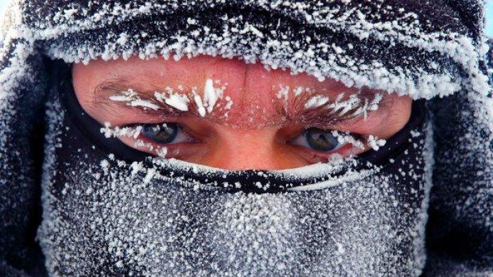 Siberia: Temperaturile au coborât până la minus 60 de grade