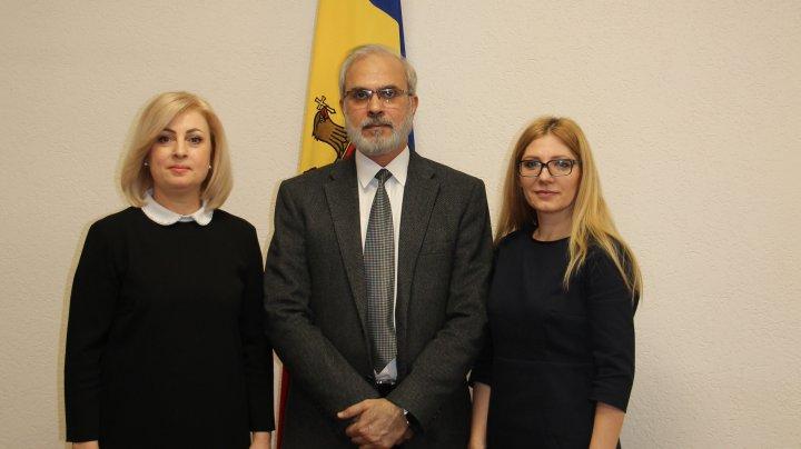 Secretarul general de stat al MEI a avut o întrevedere cu Ambasadorul Republicii Islamice Pakistan în Moldova