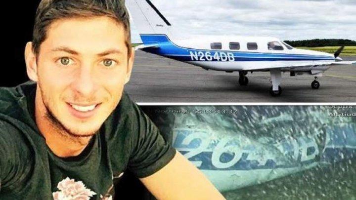 Corpul neînsuflețit al fotbalistului Emiliano Sala urmează să fie scos din avionul prăbușit în Canalul Mânecii