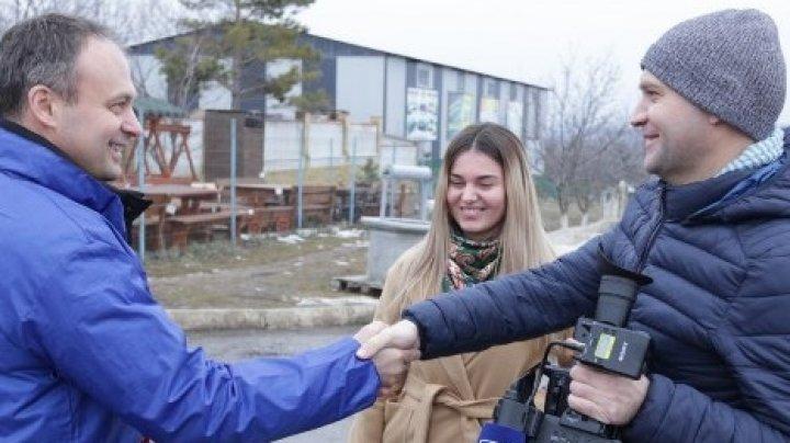 Vezi aici ce a declarat Andrian Candu în interviul pentru Jurnal TV, încât acesta nu a mai apărut acolo (VIDEO)