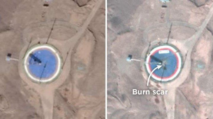 Iranul a lansat un satelit, chiar dacă NU RECUNOAŞTE acest fapt deocamdată