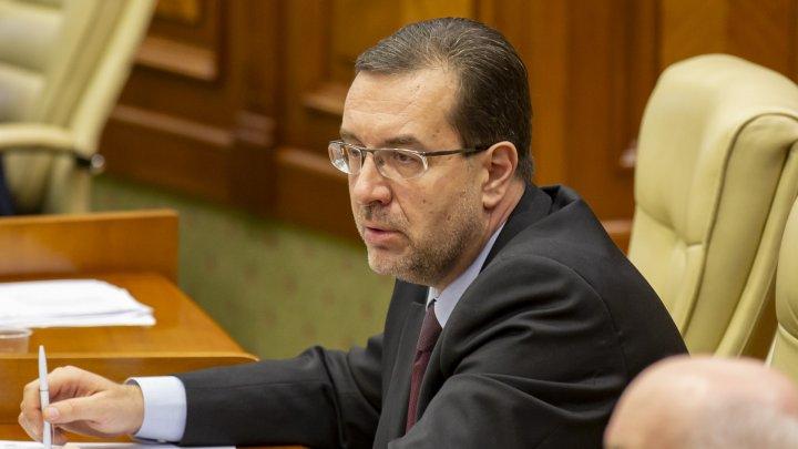 Marian Lupu este noul Președinte al Curții de Conturi