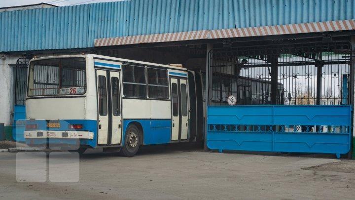 Cu rugină, zgomotoase și incomode. Cum arătau vechile autobuze care au fost înlocuite cu altele 25 (FOTOREPORT)