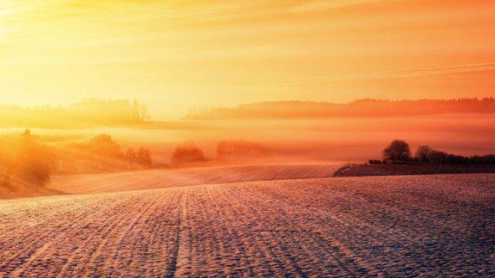 Avertisment apocaliptic: Încălzirea globală a atins un standard de aur