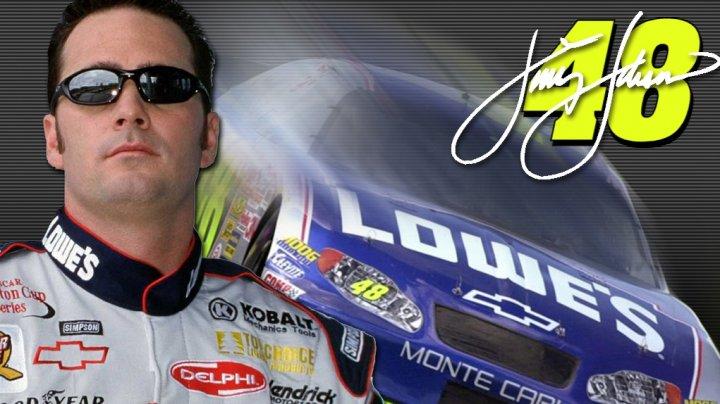 Jimmie Johnson a câştigat cursa de NASCAR din Florida