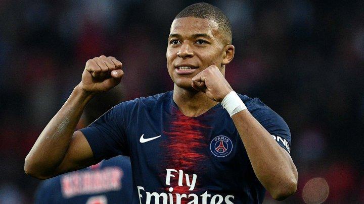 Kylian Mbappe a înscris al 20-lea său gol în campionatul Franţei