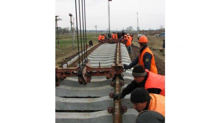 Moldova se dezvoltă. CFM a lansat licitația pentru reabilitarea infrastructurii feroviare