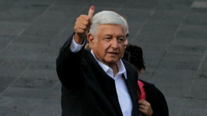 Preşedintele mexican, Andres Manuel Lopez Obrador, a fost ameninţat de o grupare criminală