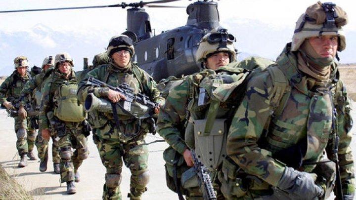 Statele Unite vor menţine sute de militari în Siria