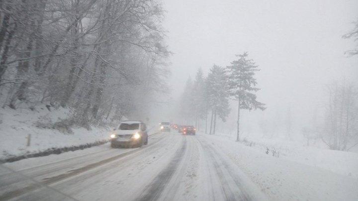 MEI atenționează pietonii și conducătorii auto să fie prudenți în trafic