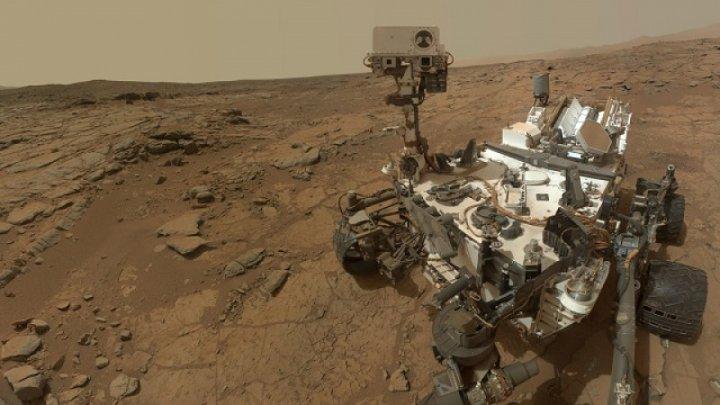 (VIDEO) Cum arată cel mai recent loc EXPLORAT de pe Marte de către Roverul Curiosity