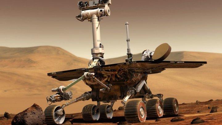 Robotul Opportunity îşi încheie misiunea pe planeta Marte după 15 ani de activitate
