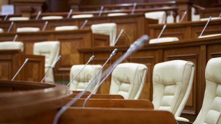 Proiectele de acte legislative prezentate de un grup de 26 de deputați, înscrise în registrul de intrare al Parlamentului