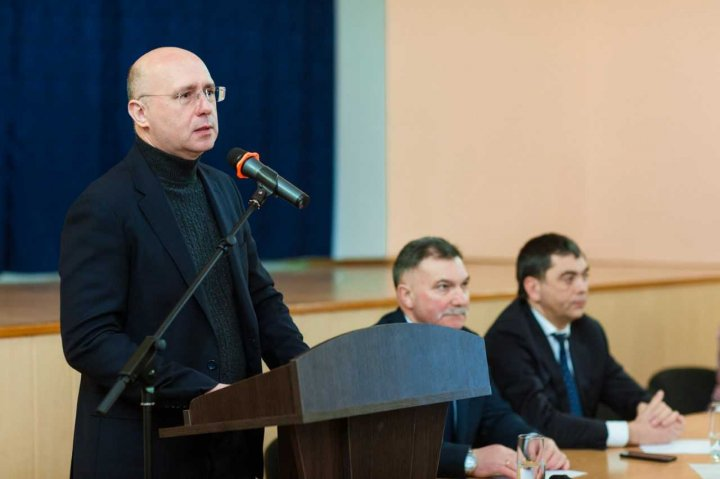 Caravana PDM, condusă de Pavel Filip, la Bălţi: Dacă vrem ca Moldova să ajungă o ţară prosperă, ritmul de dezvoltare nu trebuie oprit