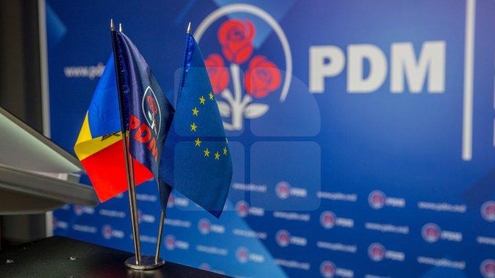 REACŢIA PDM la REFUZUL liderilor PAS și PPDA privind invitația lui Igor Dodon de a se întâlni la discuții