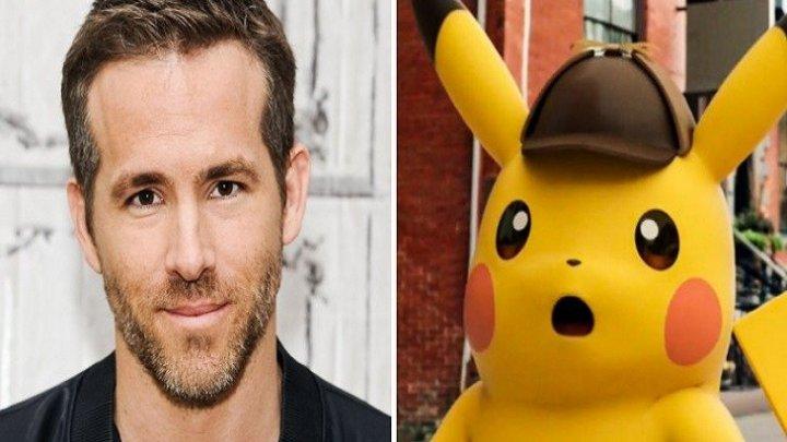 A apărut și cel de-al doilea trailer pentru filmul Detectivul Pikachu (VIDEO)